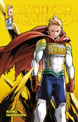 Cover Image For My Hero Academia Volume 17 Lemillion My Hero Academia Manga Hero My Hero