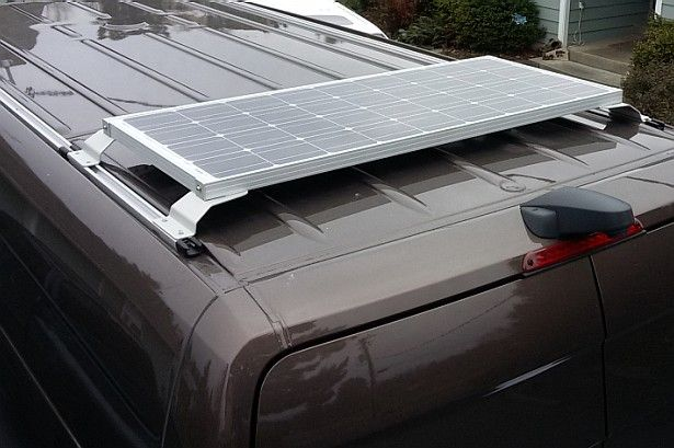 Tower Direct Fit Panel Test Fit1 Jpg 615 409 Solar Panels Ford Transit Roof Solar Panels
