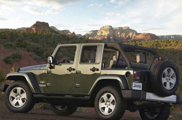 Love This Green Jeep Wrangler 2009 Jeep Wrangler Unlimited Green Jeep