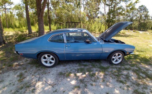EXCLUSIVE: 1972 Ford Maverick 302   Autos