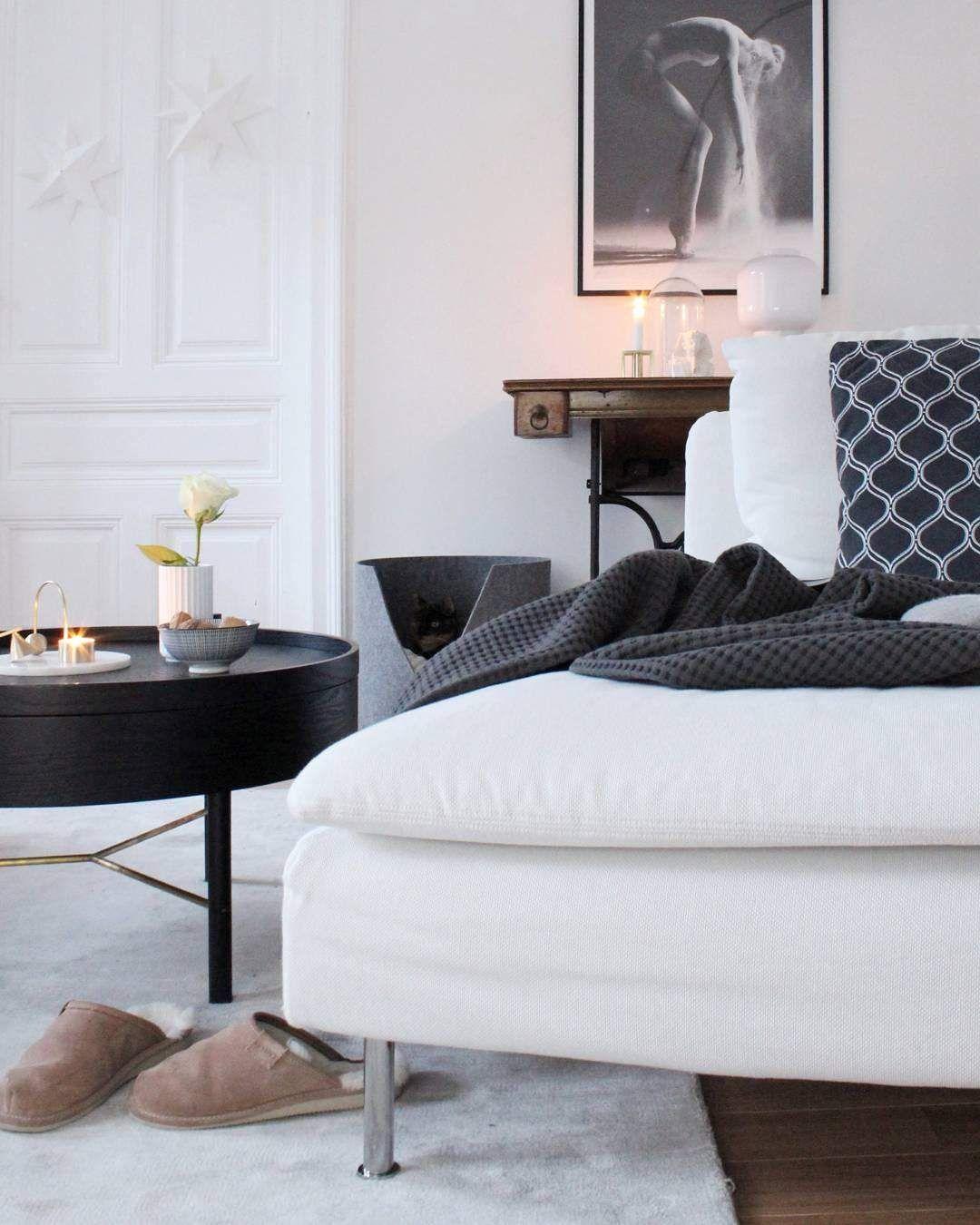 Schwarz Weiß Bilder Wohnzimmer in 2020