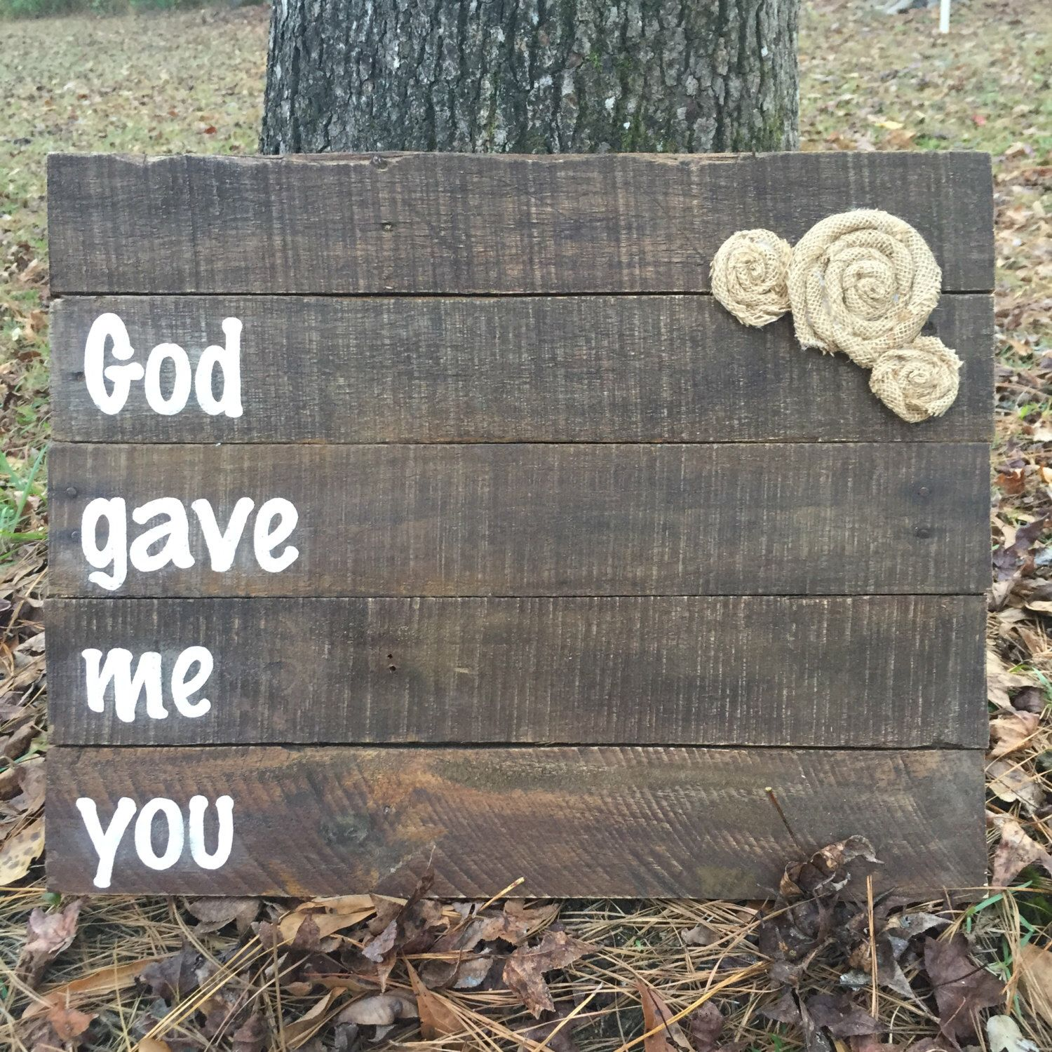 Wooden Signs Fabric