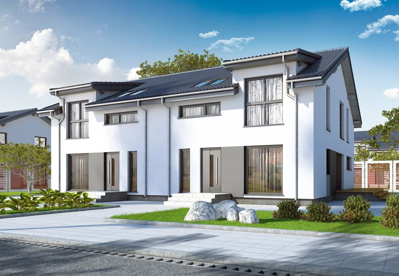 Doppelhäuser Danwood Partner 158A doppelhauser http