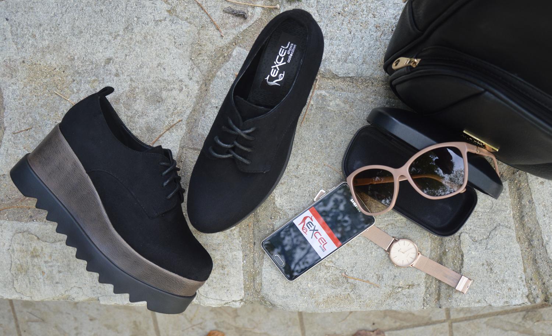 58bc030e338 ✨Γυναικεία δίπατα παπούτσια τύπου ☆ oxford ☆ Φορέστε τα για τα ...