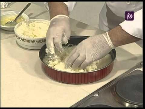 الشيف فراس ابو السعود يطبخ كنافة بين نارين جزء 1 Roya Youtube Food Dessert Recipes Cotton Candy Machine