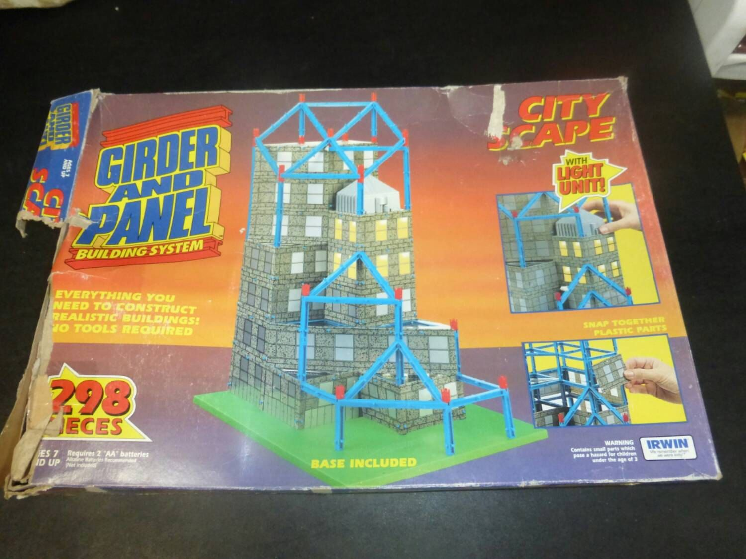 Girder And Panel Toys 20