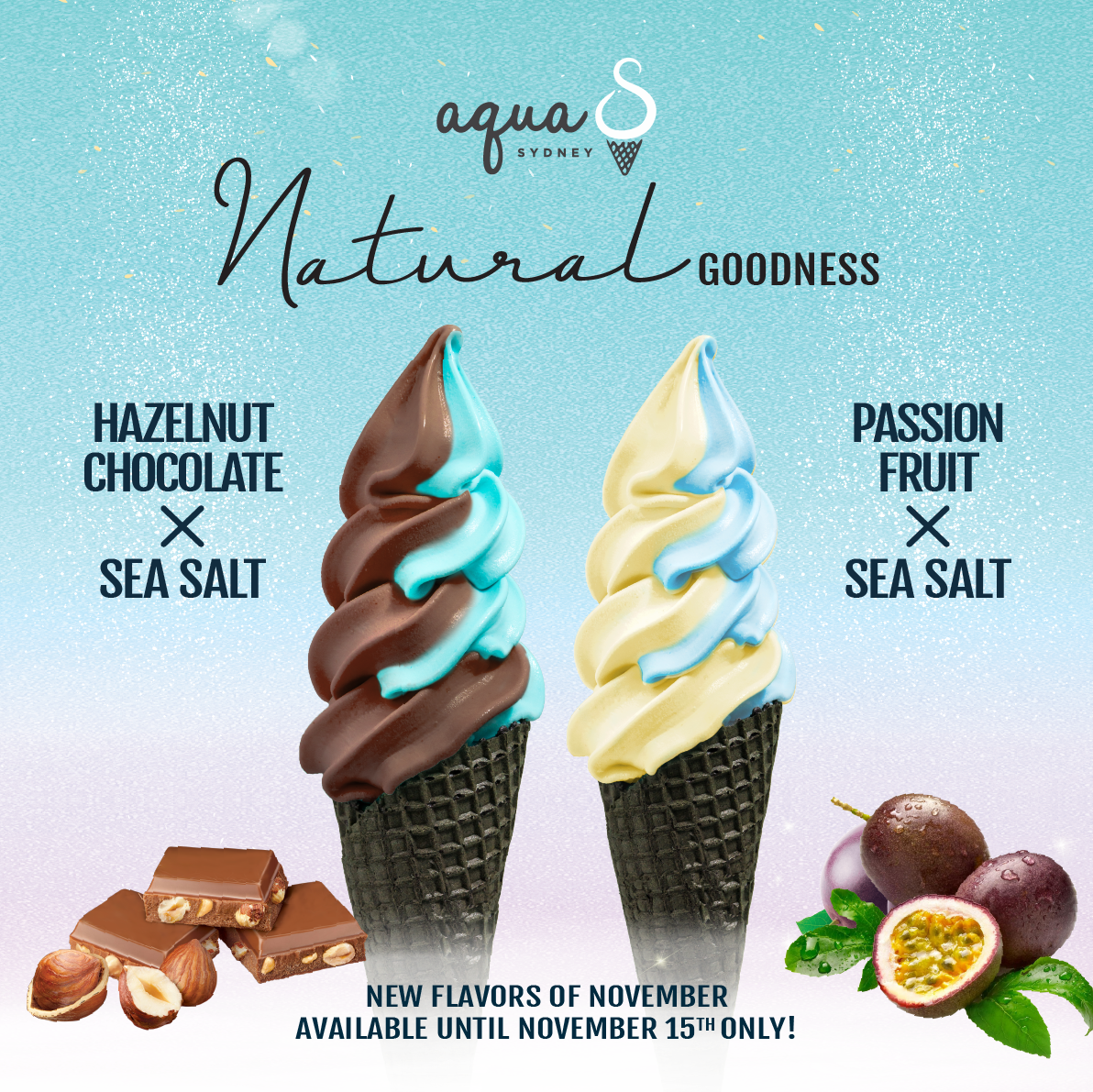 Flavor Archive Aqua S US in 2020 Chocolate fruit, New