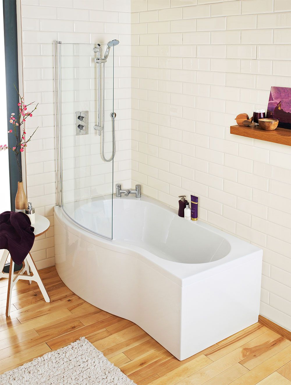 Multi-functional shower baths from only £199.95 | Affordable Baths ...