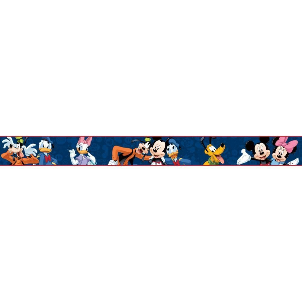 York Wallcoverings Walt Disney Kids II Mickey & Friends