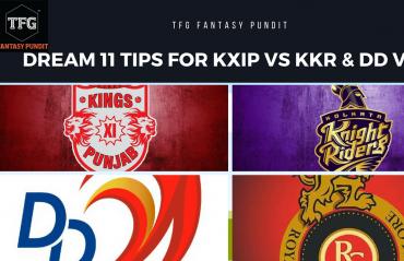 Fantasy Cricket Dream11 Tips For Ipl 2018 Kxip Vs Kkr Fantasy Ipl