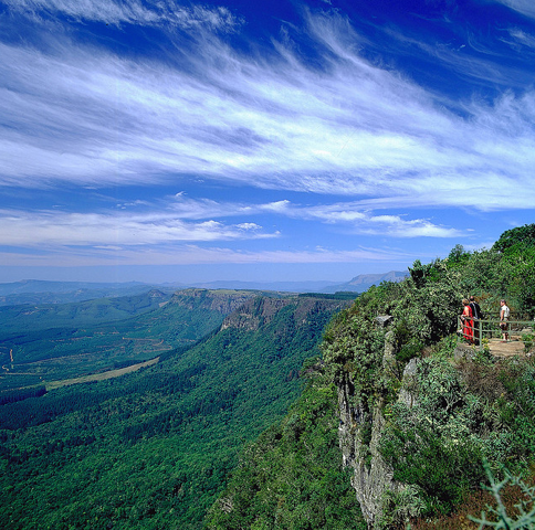 God's Window in the Mpumalanga province