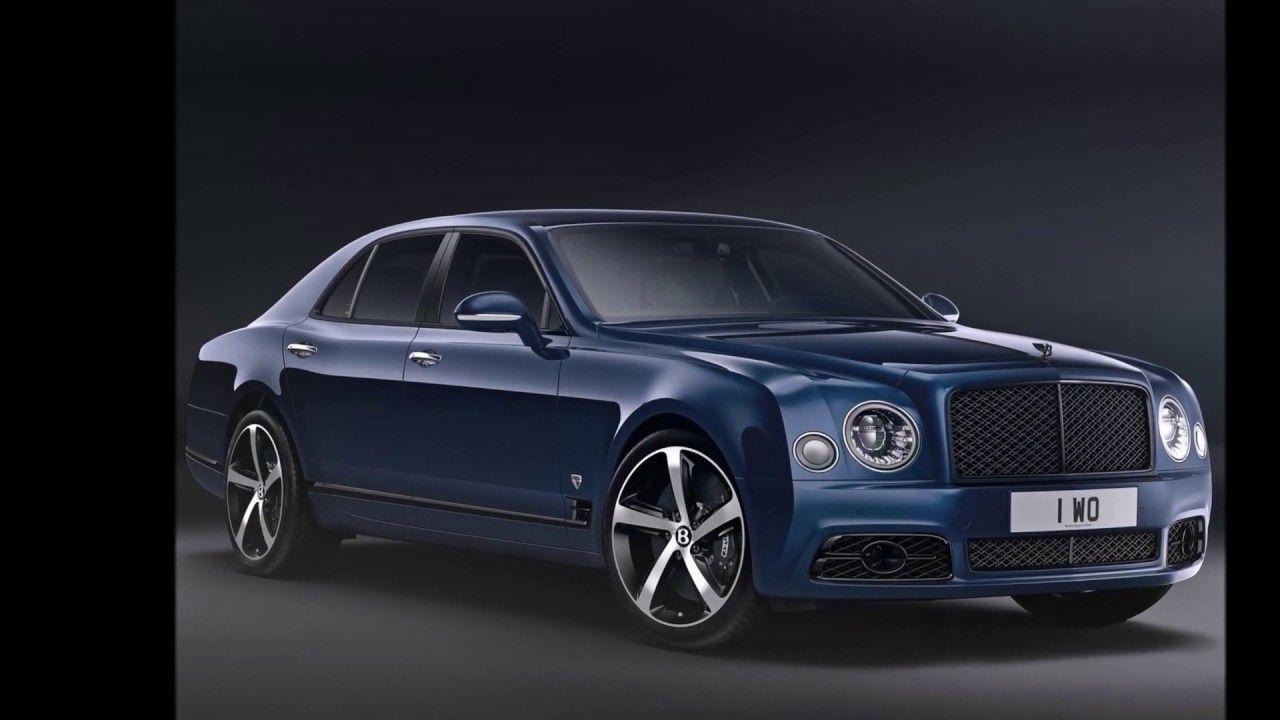 Video 2020 Bentley Mulsanne 6 75 Edition by Mulliner