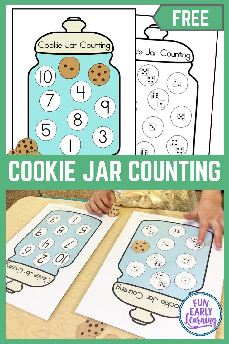 Cookie Jar Counting