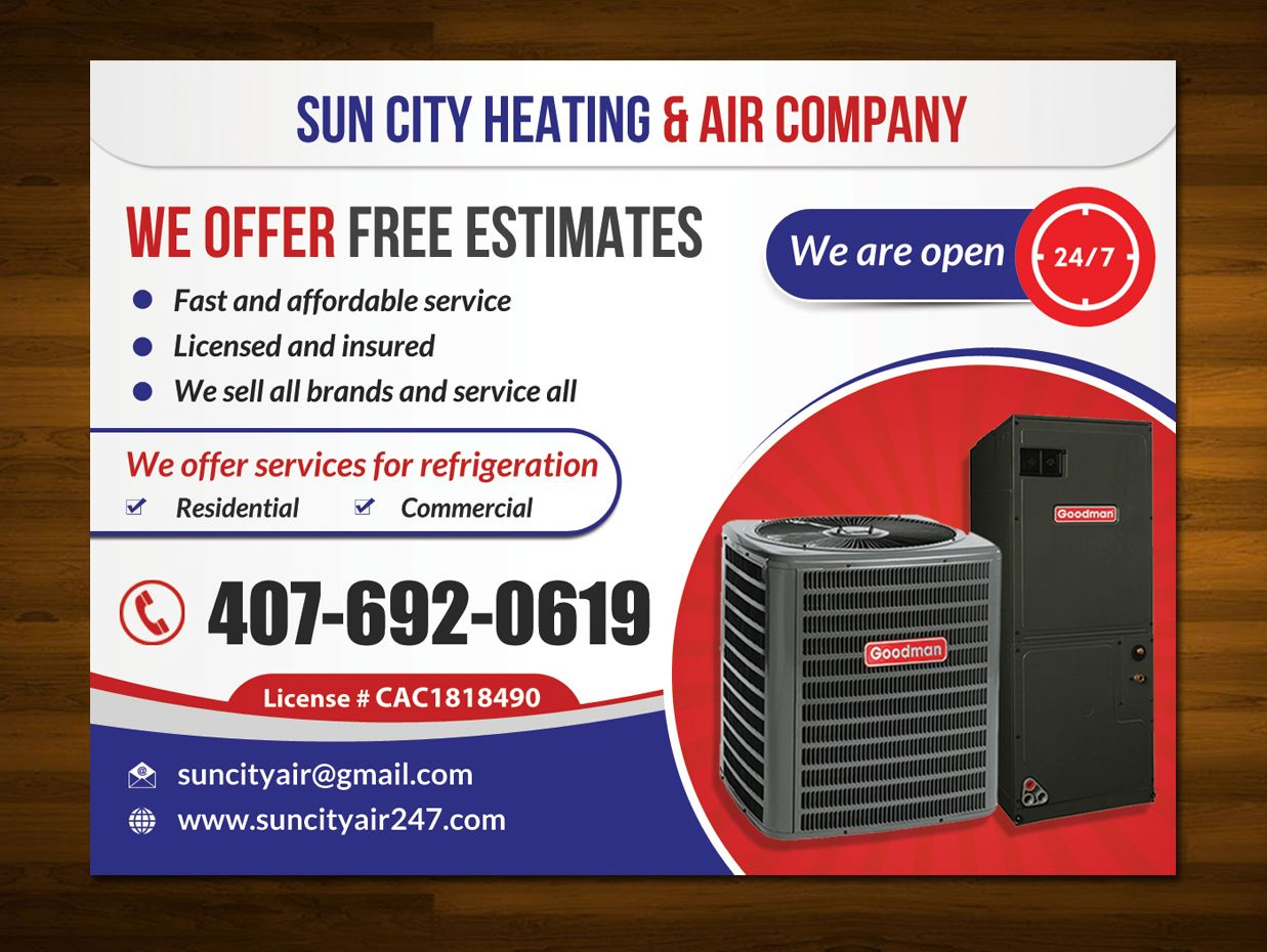 Blog On 23 Aircon Servicing Promotion Sales Flyers Air Company