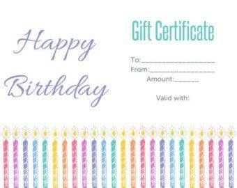 LuLaRoe happy birthday gift certificate | LuLaRoe Gift Cards and ...