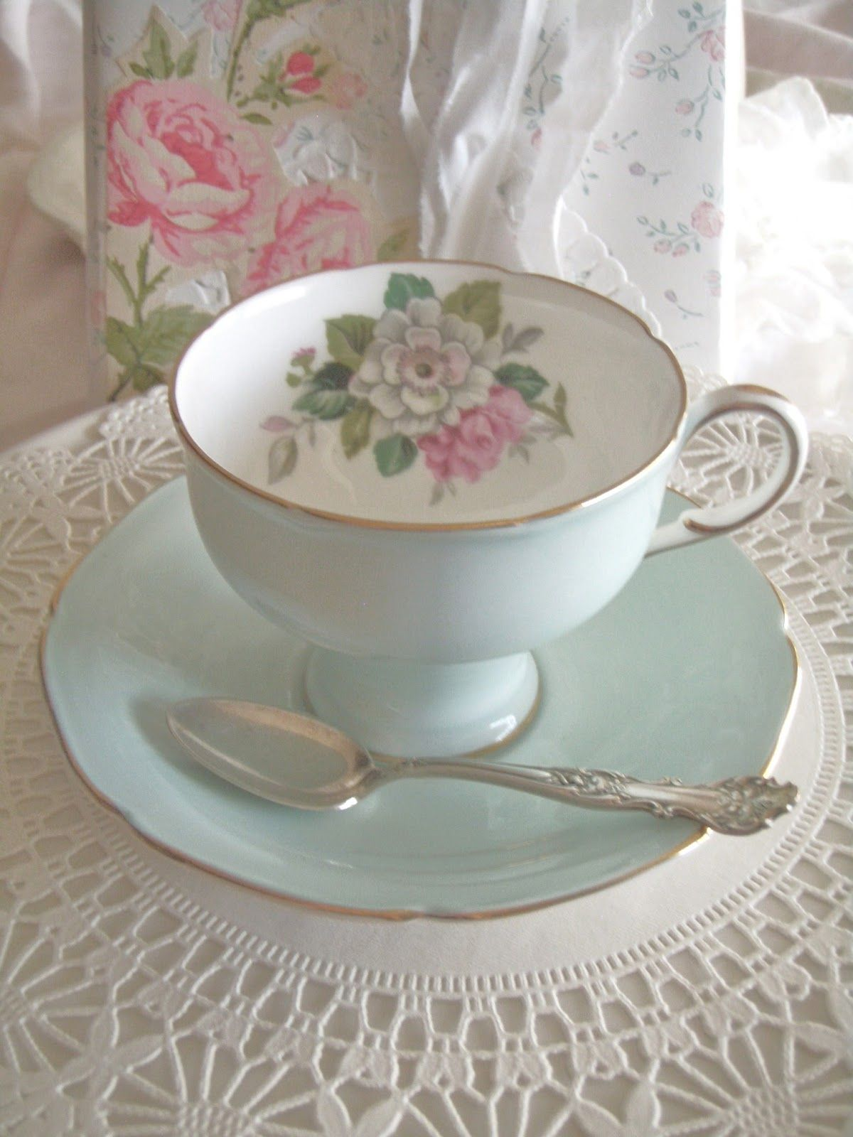 Pin by Lili Brusa on Porcelana Tea cups vintage, Pretty