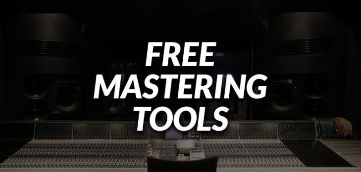 The Best Free Mastering Software Tools For Windows & Mac