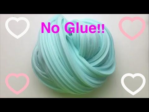 Diy how to make slime without glue boraxliquid starch or diy how to make slime without glue boraxliquid starch or detergent oobleck ccuart Choice Image