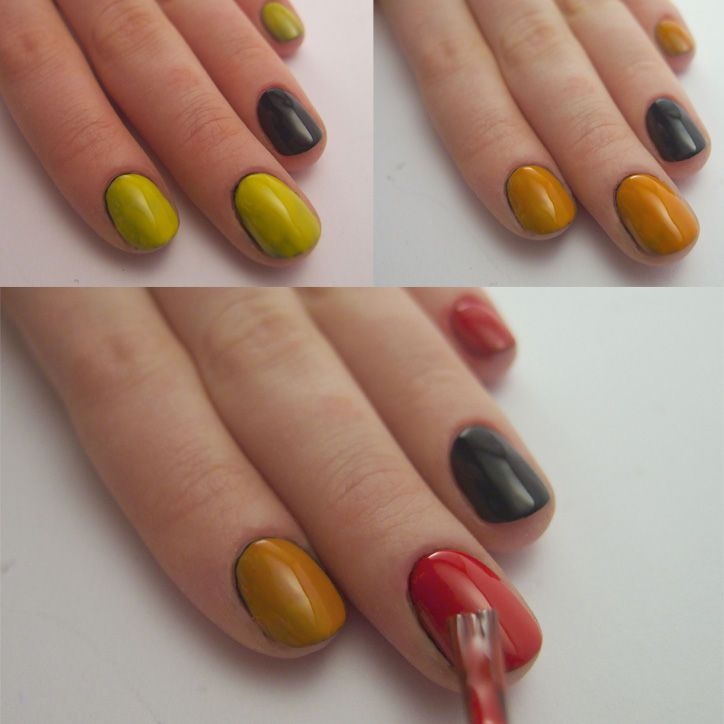 Great Nail Polish Trends Fall 2013 for Charming Fashionable Women ...