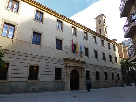 Palacio de san esteban sede de la presidencia de la for Sede de la presidencia de la comunidad de madrid