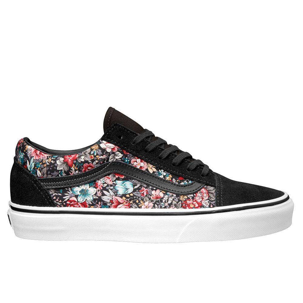 vans old skool flores