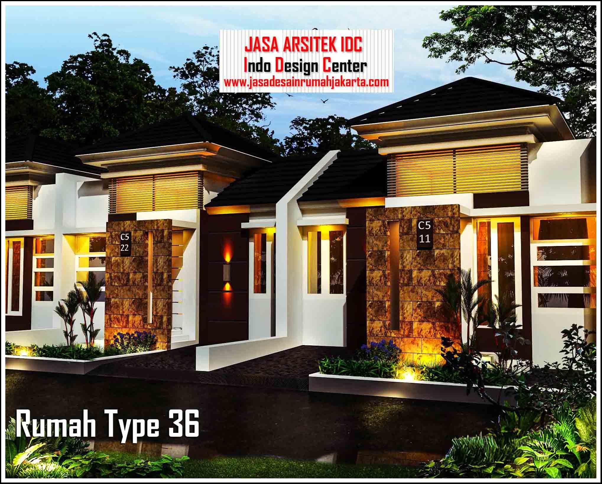 Gambar Rumah Type 36 Minimalis ( Part 2 of 3) denah rumah ...