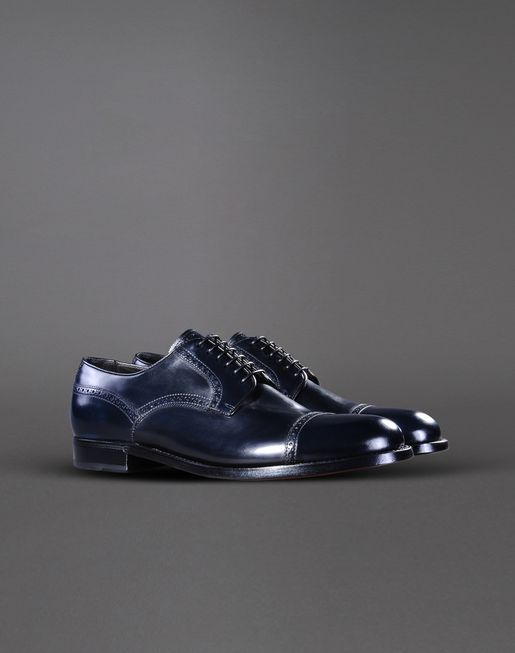 SUMMER PAUL SARTORIAL DERBY Brioni Men's Formal Shoes | Brioni Official Online Store