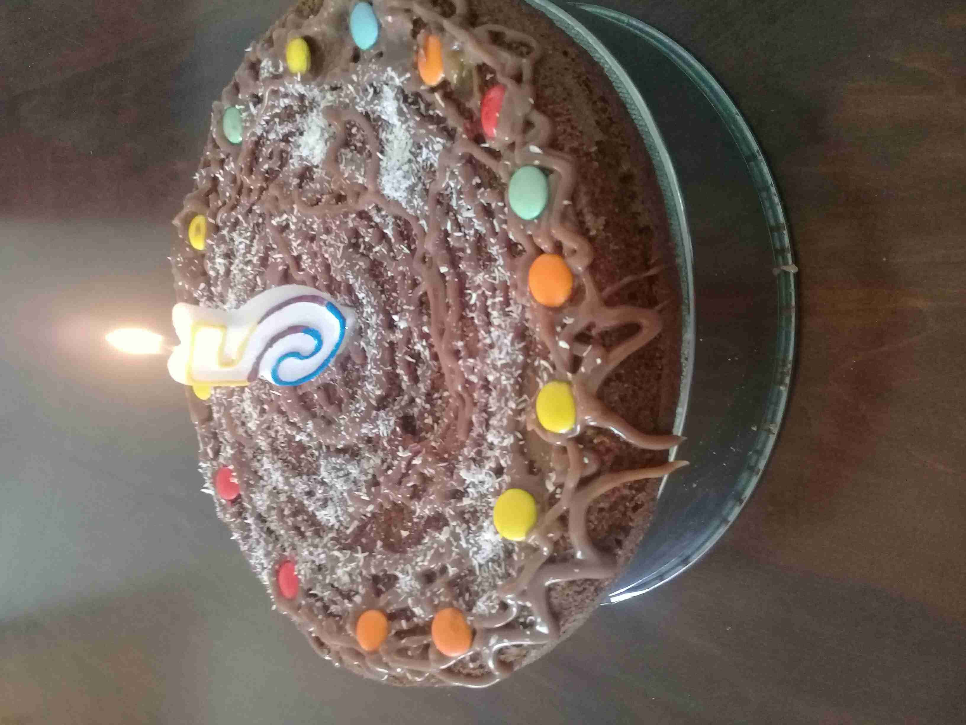 كيكه شوكولاته بسيطه مسابقه ملكه الكيكات زاكي Chocolate Desserts Pudding