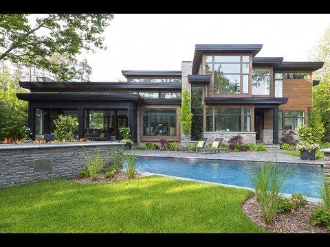 Luxury Homes | New Ultra Modern Intracoastal Estate | 1175 Spanish River Rd Boca Raton, Florida - YouTube