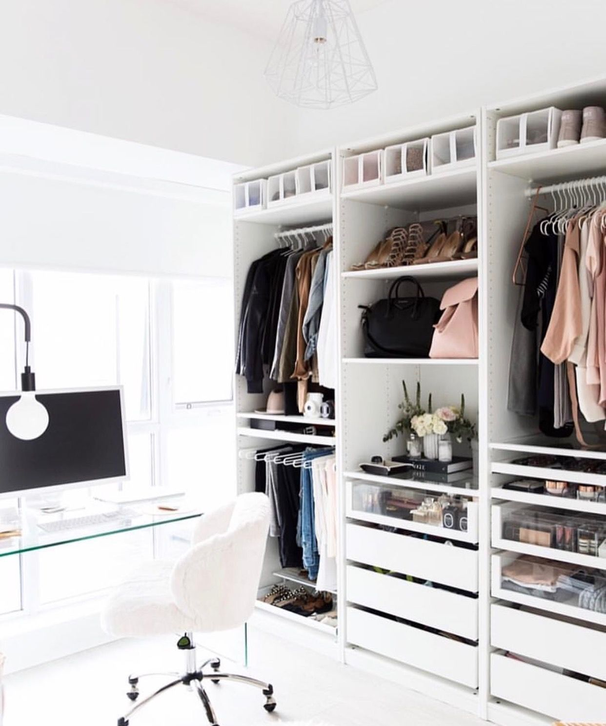 office closet design. Explore The Best Of Luxury Closet Design In A Selection Curated By Boca Do Lobo To Inspire Interior Designers Looking Finish Their Projects. Office