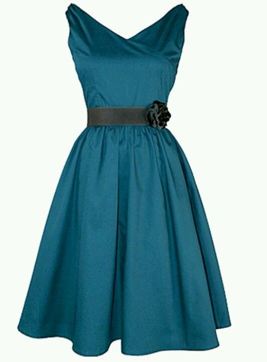 Like this dress color & style