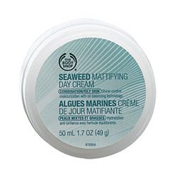 This is my beauty buy of the month! I used to have really oily skin so I wouldn't be able to even use combination skin products, but now I can!  this is perfect for day moisture without grease and it smells lovely and fresh- I LOVE IT thanks The Body Shop
