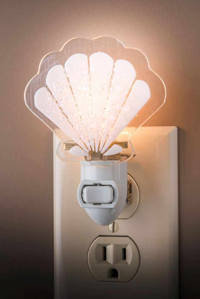 Perfect For A Bathroom With Nautical Theme See More Night Lights
