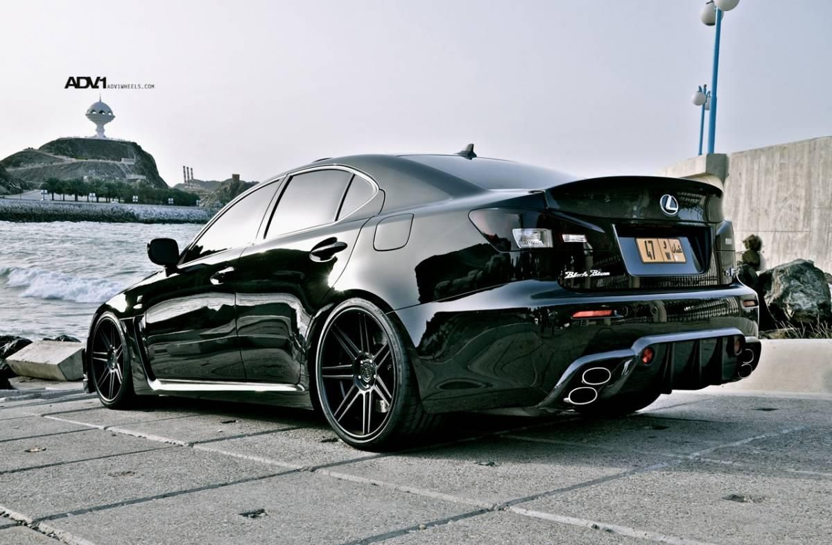 Lexus ISF (by ADV.1 Wheels) Роскошные автомобили