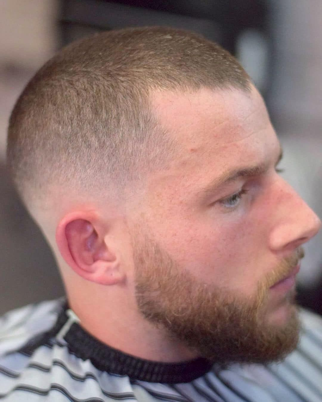20+ Low fade military haircut trends