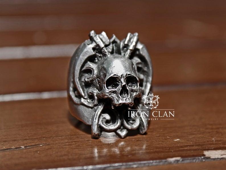 Pin on IronclanJewelry