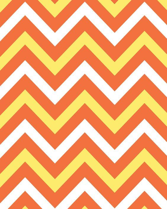 Candy Corn Chevron Wallpaper Fall Wallpaper Pattern Wallpaper