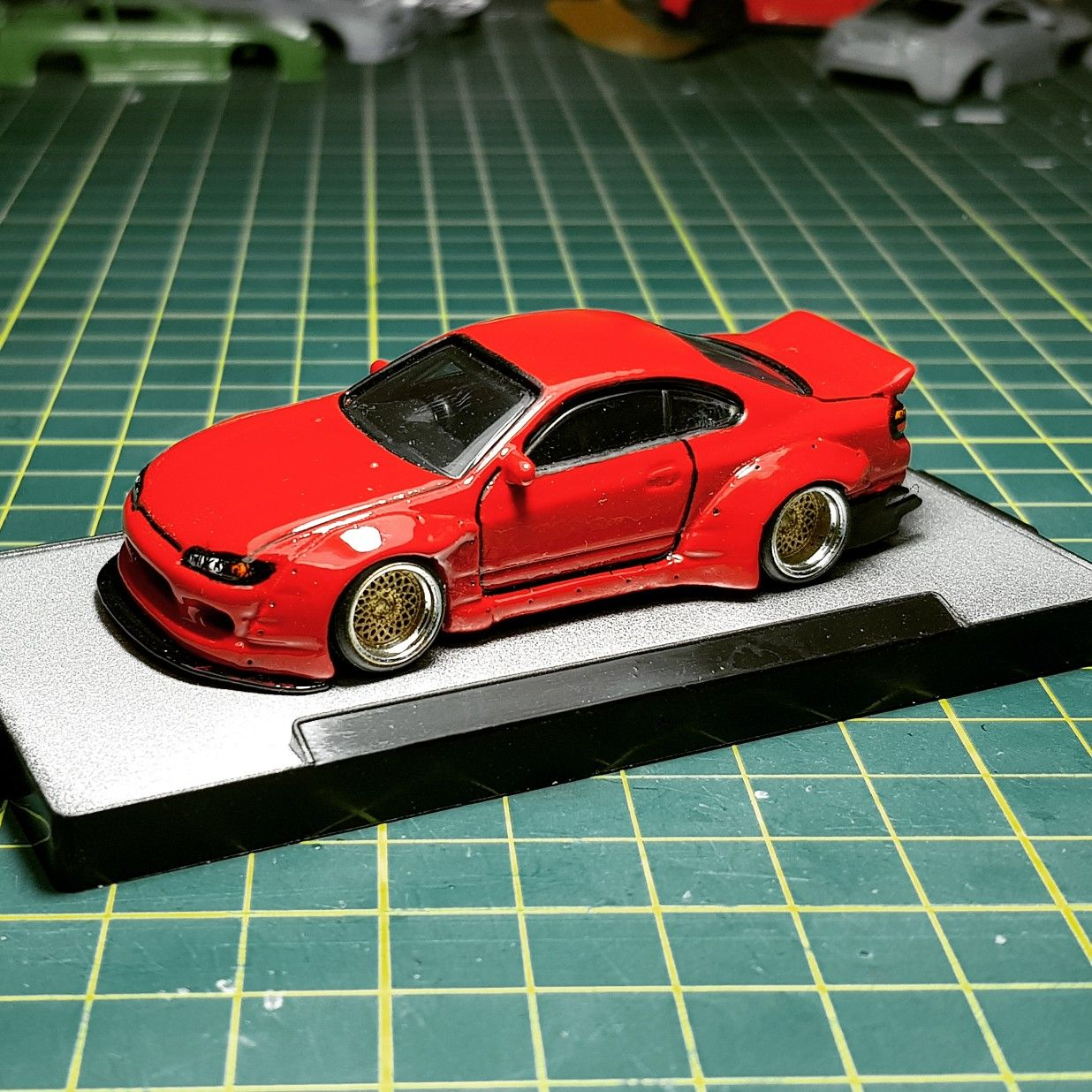 Time Attaxi Movie TV Diecast Car NEED FOR SPEED HOTWHEELS