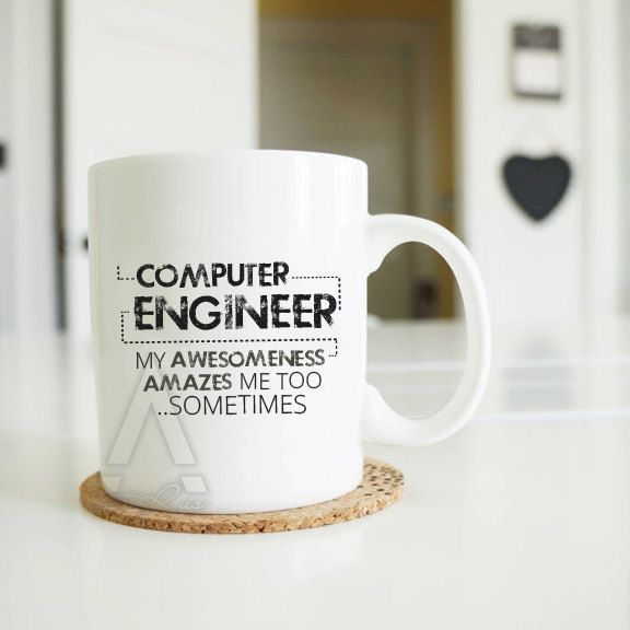 Funny Xmas Gifts For Her Part - 30: Christmas Gifts For Computer Engineers, Engineer Mug, Engineer Graduation,gift  Ideas For Engineering Students,funny Engineering Gift By ArtRuss On Etsy