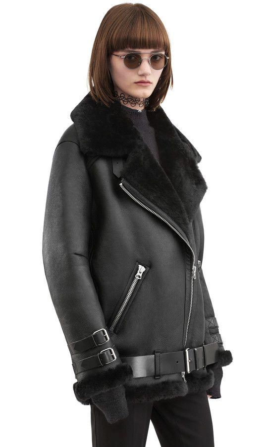 Acne Studios - Velocite Black - Coats & jackets - SHOP WOMAN ...