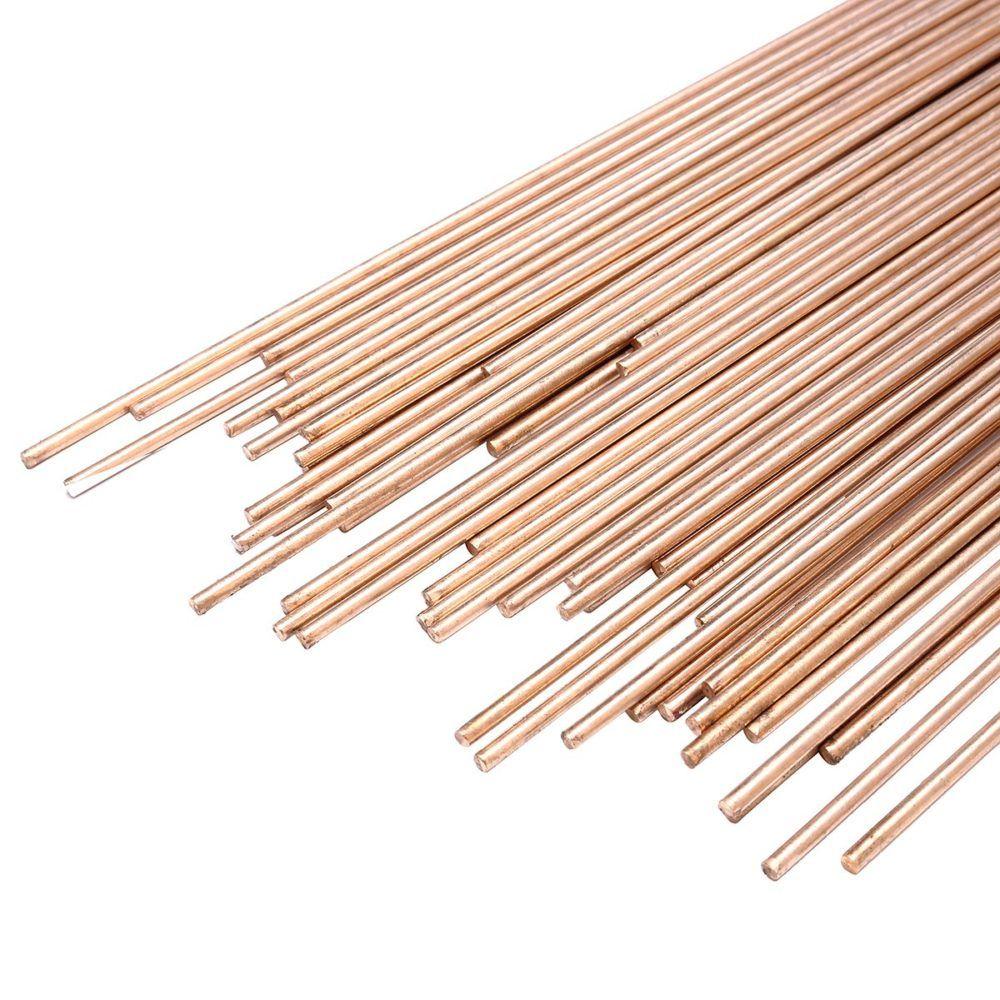 450g 332inch gold silicon bronze tig welding rods 91cm