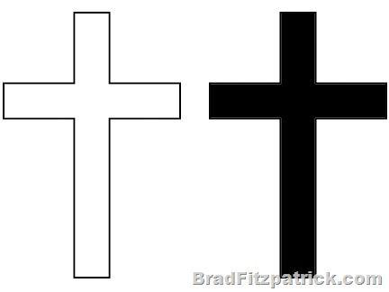 free clip art black and white cross bible pinterest clip art rh pinterest com