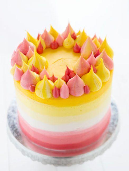 Vanilla Yellow Cake Recipe