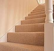 Stairs berber carpet