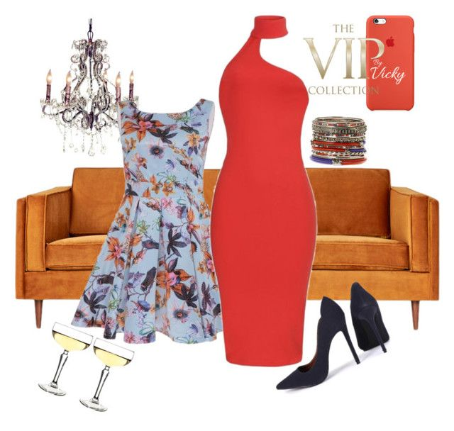 """""""Rust a little"""" by honeyzuk on Polyvore featuring Gus* Modern and Amrita Singh"""