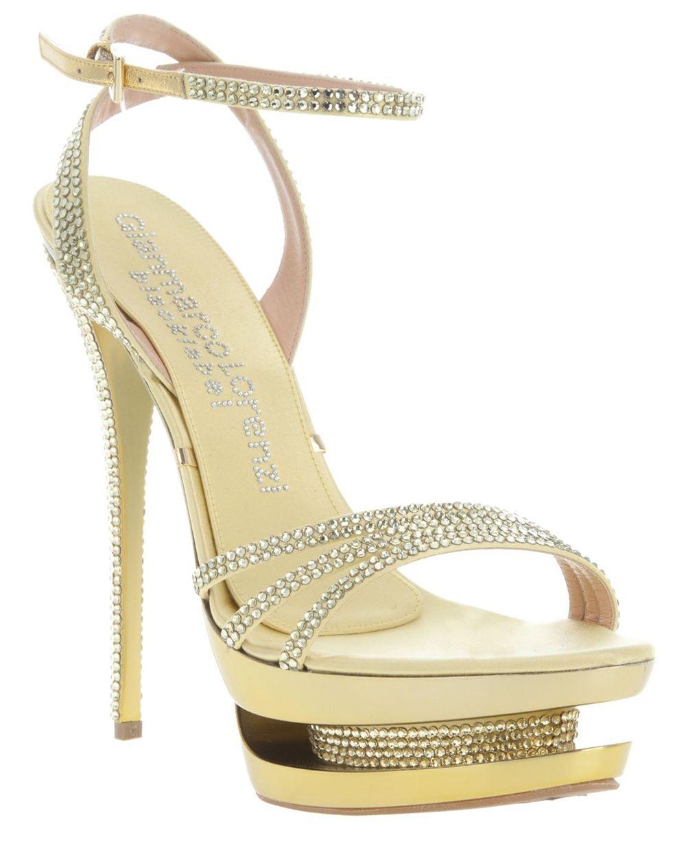 rhinestone platform sandals by gianmarco lorenzi shoes shoes shoes rh pinterest com