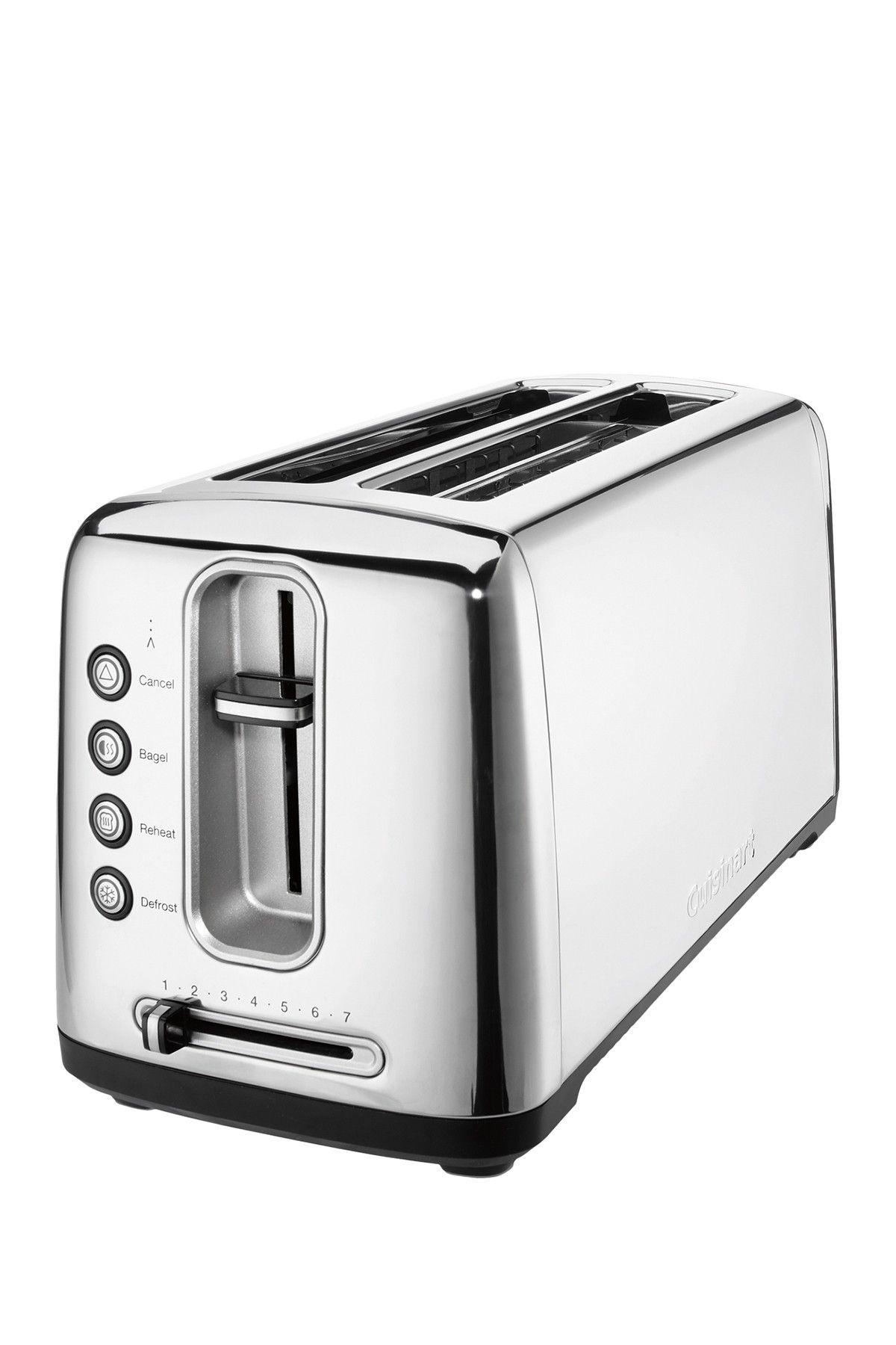 Dual Long Slot Artisan Toaster Toaster Cuisinart