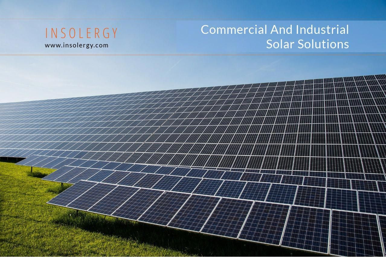 Commercial And Industrial Solar Power Plant In India Solarpanels Solarenergy Solarpower Solargenerator Solarpanelk In 2020 Solar Solar Panels Concentrated Solar Power