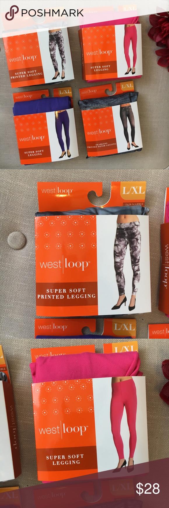 0bf1cd559ce227 West Loop Super Soft Legging Bundle This West Loop Super Soft Legging Bundle  includes 4 pair