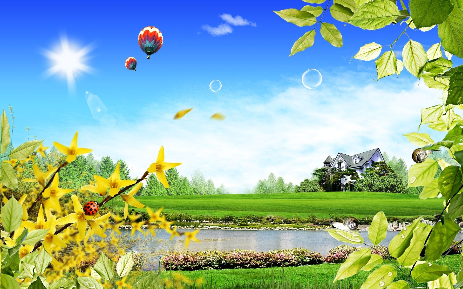 Scenary Wallpaper Beautiful Hd Scenic Pictures Description From 3d Beautiful